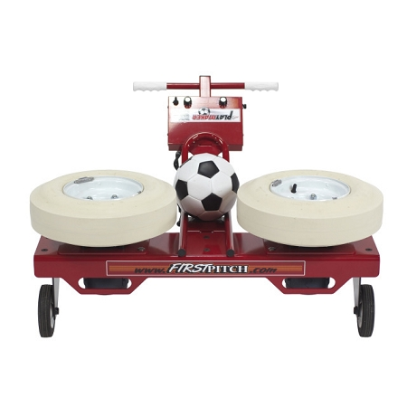 football throwing machine used