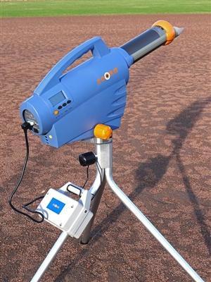 zooka pitching machine battery