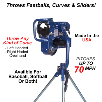 bata baseball machine