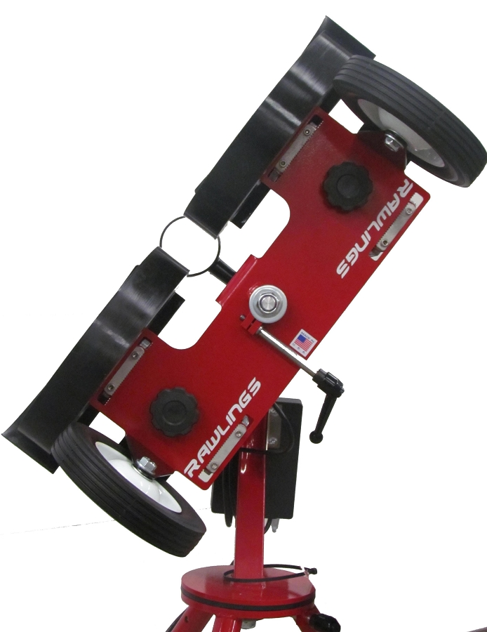 Discount Rawlings Pro Line 2 Wheel Pitching Machine
