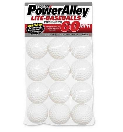 Discount Heater Poweralley 60 Mph Fast Lite Balls