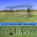 Cimarron Batting Cage Kit - 30, 40, 50 or 60 Foot