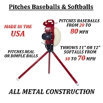 First Pitch Original Pitching Machine