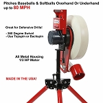 First Pitch Ace Pitching Machine