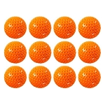 4 Ounce Zooka Dimple Pitching Machine Balls