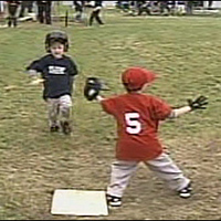 Running Bases in Little League