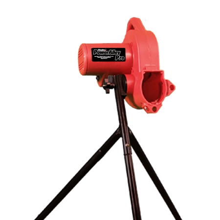 Discount Heater Poweralley Pro Baseball Pitching Machine