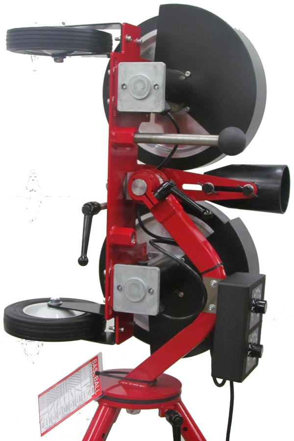 Discount Rawlings Pro Line 2 Wheel Pitching Machine