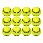 Baden Dimpled Pitching Machine Softballs