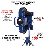 BATA-2 Pitching Machine