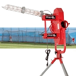 Heater Deuce 95 Curveball Pitching Machine & Xtender 48' Batting Cage