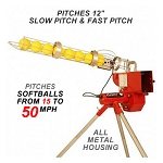 Heater Real 12 Inch Softball Pitching Machine