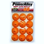 Heater PowerAlley 40 MPH Soft Lite Balls