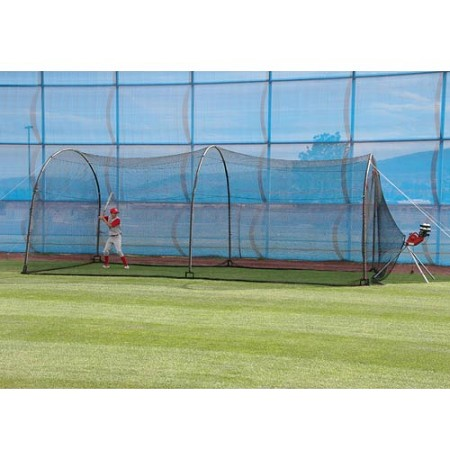 Heater Xtender 24 ft. Home Batting Cage (24' x 12')