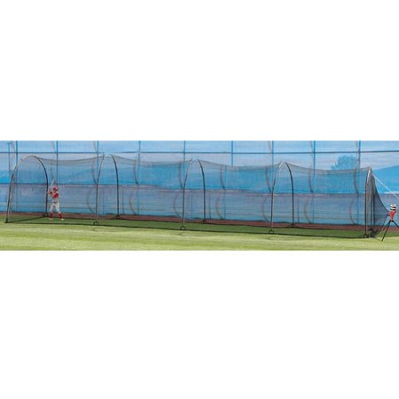 Heater Xtender 48 ft. Home Batting Cage  (48' x 12')