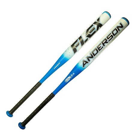 2018 Anderson Flex Slowpitch Softball Bat