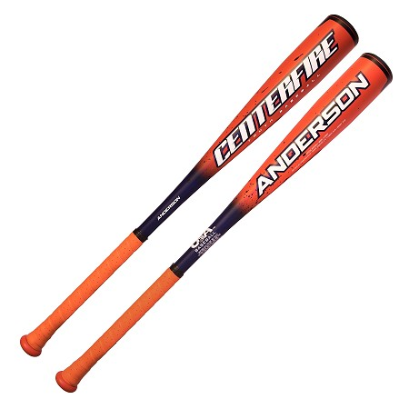 2018 Anderson Centerfire -11 Youth Baseball Bat (USABat)