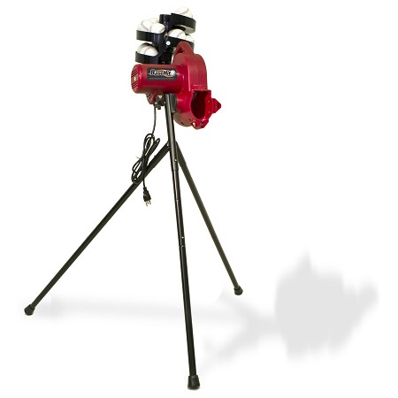 Heater BaseHit Pitching Machine & Ball Feeder