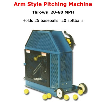 Iron Mike C-82 Pitching Machine