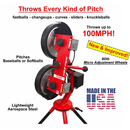 Rawlings Pro Line 2 Wheel Pitching Machine