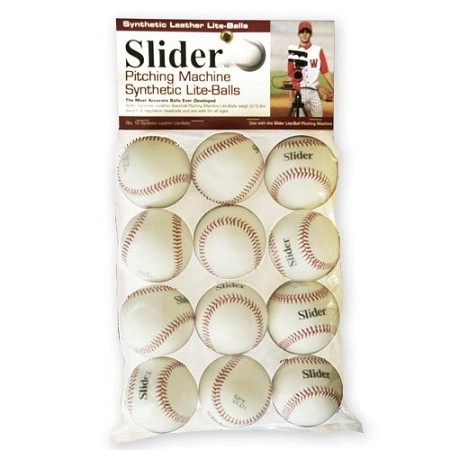 Heater Slider Simulated Leather Lite Balls